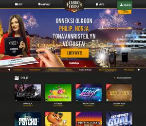 casinocruise nettikasino