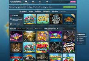 casinoheroes nettikasino