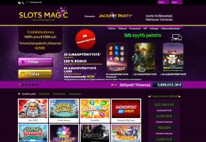 slotsmagic nettikasino