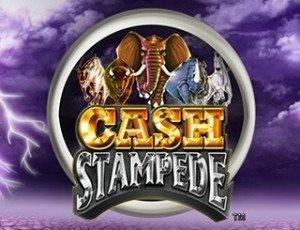 cash stampede kolikkopeli