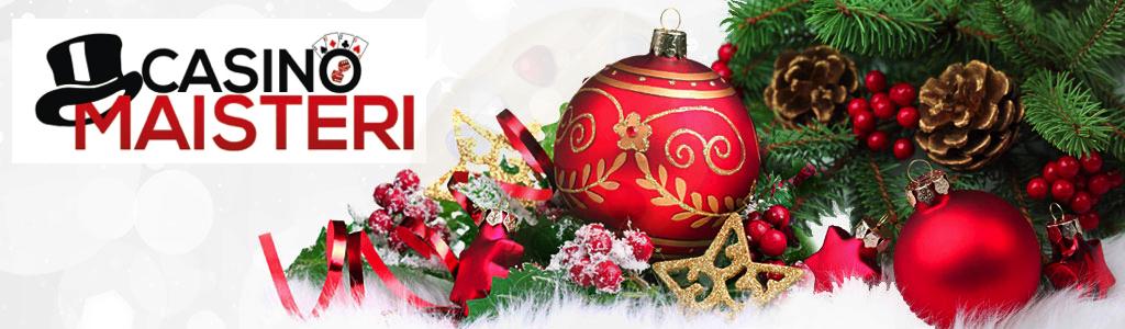 netticasinoiden joulukalenterit
