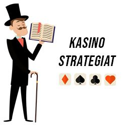 Kasino strategiat