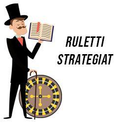 Ruletti strategiat